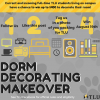 ​Dorm Decorating Makeover